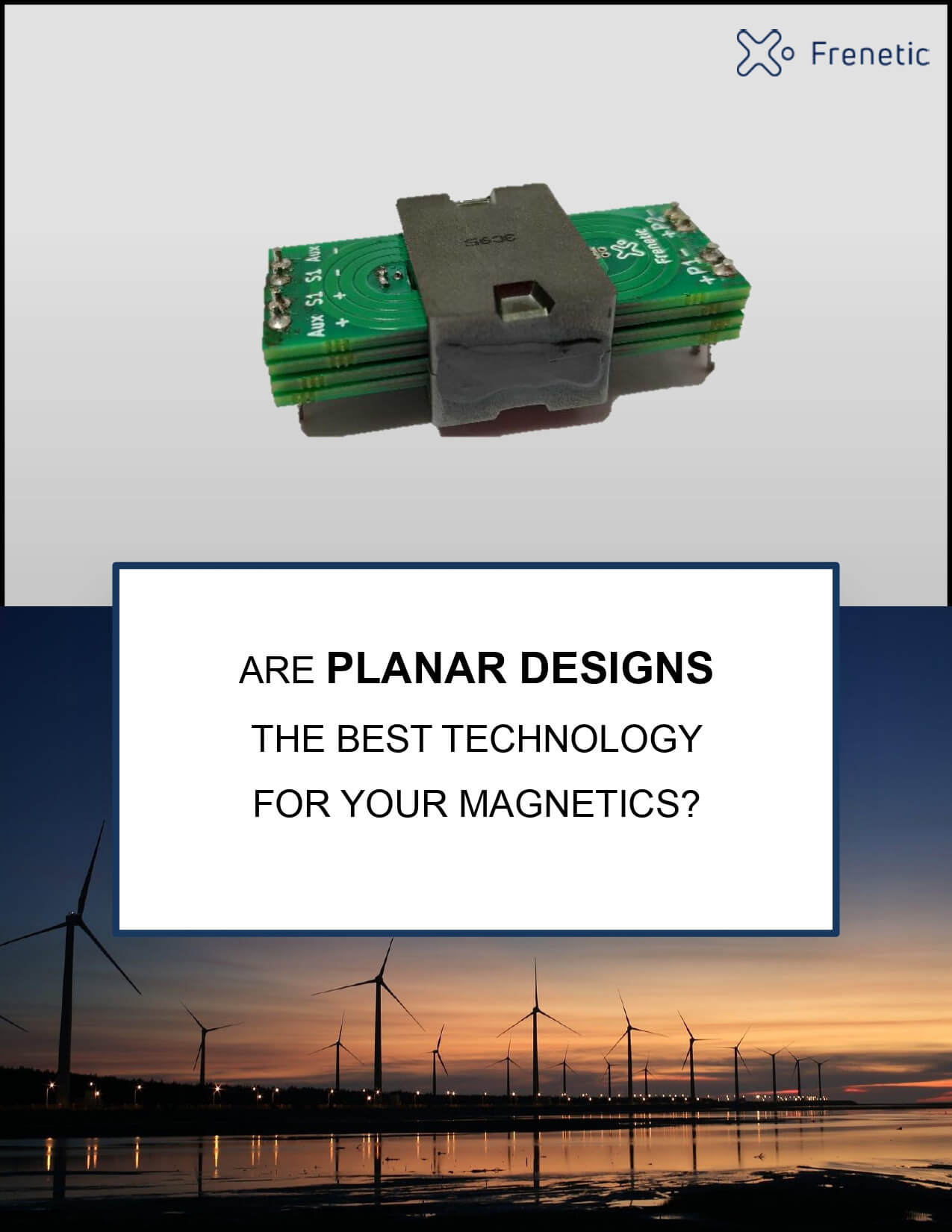 PLANAR MAGNETICS E-BOOK